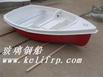 天津玻璃钢船