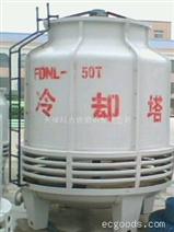 天津玻璃钢冷却塔  圆形逆...
