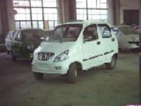 玻璃钢四轮车