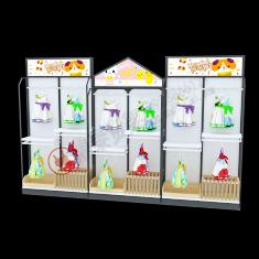 鼎泰DT-D17母婴店货架