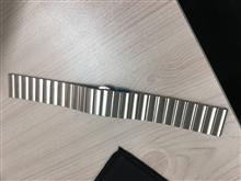 一珠实心不锈钢表带 三和兴表带