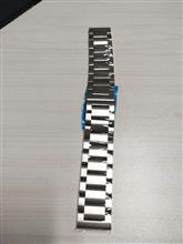三珠实心不锈钢表带 三和兴表带