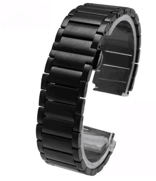 电镀实心带 不锈钢表带 三和兴表带