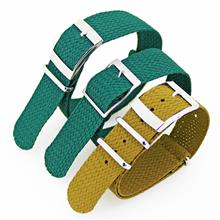 一条过多颜色贝伦表带 涤纶表带 三和兴表带 尼龙表带