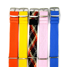 一条过多颜色贝伦表带 涤纶表带 三和兴表带 尼龙表带15