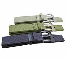 长短带 多颜色帆布表带 三和兴表带 尼龙表带