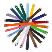 一条过多颜色贝伦表带 涤纶表带 三和兴表带 尼龙表带11