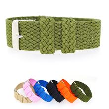 长短带 多颜色贝伦表带 涤纶表带 三和兴表带 尼龙表带12