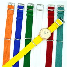 一条过多颜色贝伦表带 涤纶表带 三和兴表带 尼龙表带14