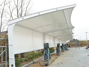武汉十堰襄阳膜结构膜结构体育场膜结构停车棚