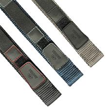 魔术贴尼龙表带  配定制表扣纯色一条过  车皮革款  现在有材料颜色任选  支持定制颜色  三和兴表带1