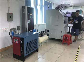 10P高精度冷冻式干燥机
