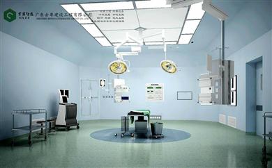 医疗器械车间净化工程