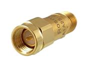 SMA Plug to Jack Attenuator 6 GHz | 2 Watts | 30 dB