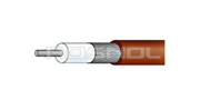 Flexible RG316 Coax Cable Single Shielded with FEP Jacket
