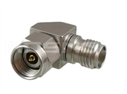 L-Adaptor 2.92mm Plug to 2.92mm Jack