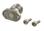 SMA Straight PCB Compression Mount Jack (Female) | Coaxial End