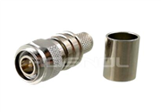 TNC Plug (Male) Cable Connector Crimp/Plug-in Contact for LMR-400 | Belden 7810A, 8214, 9913 | IP67