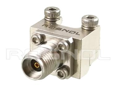RPC2.92 PCB End Launch Straight Jack
