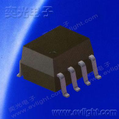 替代TOSHIBA的TLP521-2的貼片光耦EL827S1(TA)