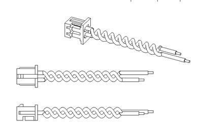 厂家订做各类连接线 来图来样订制 精鹰电线