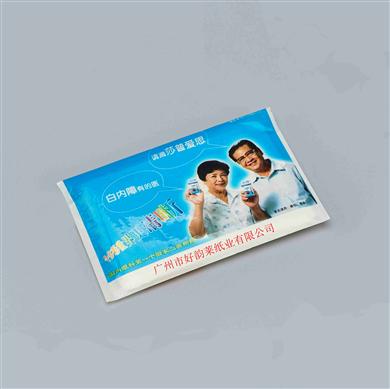 信封式紙巾