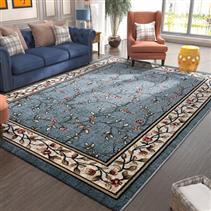 西雅图美式地毯客厅