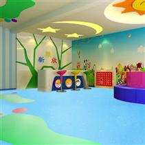 学校pvc塑胶地板革儿童地板胶