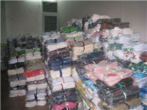 香港库存服装回收