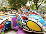 亲子游乐场-松山湖亲子基地组织亲子活动体验机动游乐园