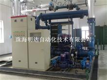 热交换供暖项目电控系统
