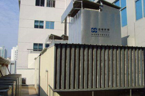 风机噪音吸声处理工程