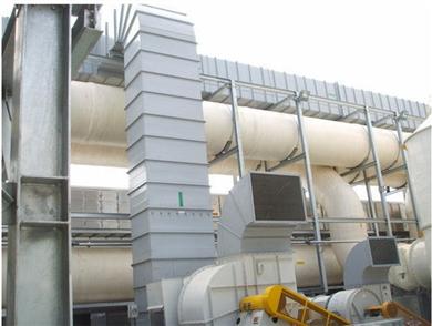 建材行业除尘器环保设备