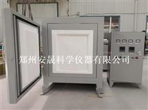 大炉膛尺寸工业箱式电炉