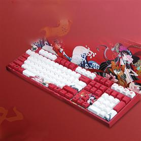 锦鲤机械键盘