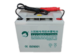 蓄电池规格参数