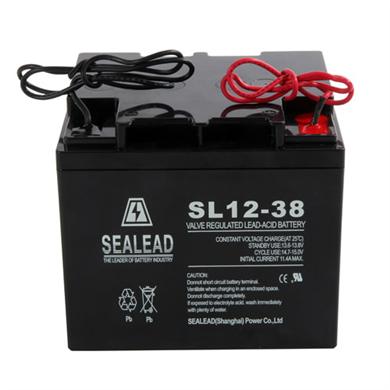 蓄电池产品特点