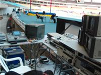视频控台周边设备