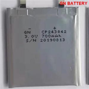 鋰錳軟包電池CP243842