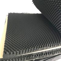 东鸿批发定制波浪阻燃耐高温隔音海绵免费打样参考