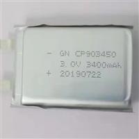 CP903450--3400mAh