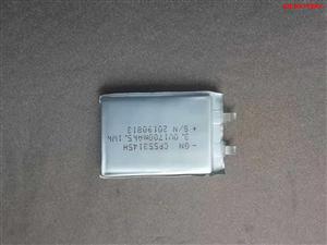 鋰錳軟包電池CP553147