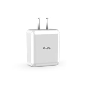 pd手机旅行充电器 5vQC3.0中规旅行充 3C认证快充充电头