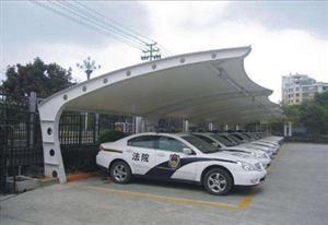 承德膜结构车棚|充气膜|膜结构景观厂家|河北承德膜结构价格