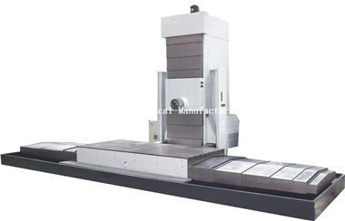 NCWX series horizontal milling machine
