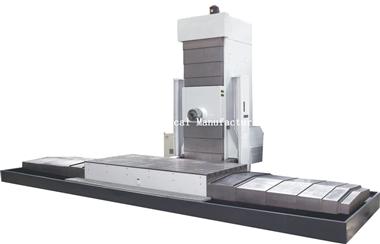 NCWX series horizontal milling machine