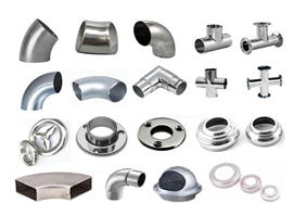 Stainless Steel Decorative Fitting