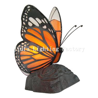 TLC00061-leadlight butterfly lamp