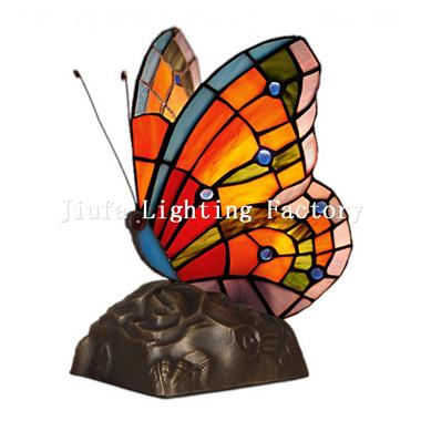 TLC0062-leadlight lamp butterfly