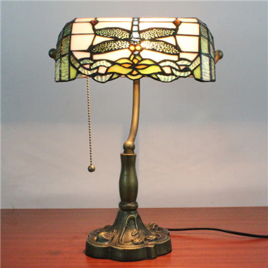 9 inch tiffany table lamp bank lamp BL090006